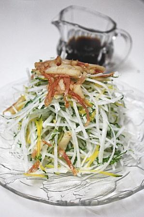 大根サラダ