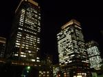 夜景 from 東京駅