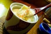 ホワイトソースかけ茶碗蒸