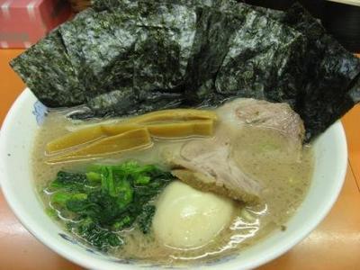 横浜ラーメン_心一家