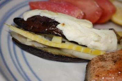 茄子+蕪+筍