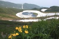 7合目鳥海湖