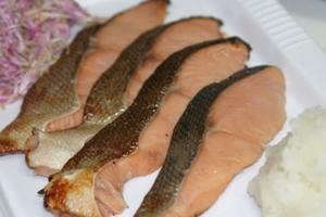 こだわり鮭の味噌漬