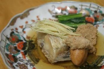 鱈のやさし煮